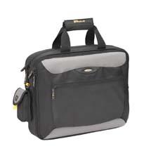 """Сумка для ноутбука Targus TCG300v1 15/15.4 """" Black/Silver Nylon."""